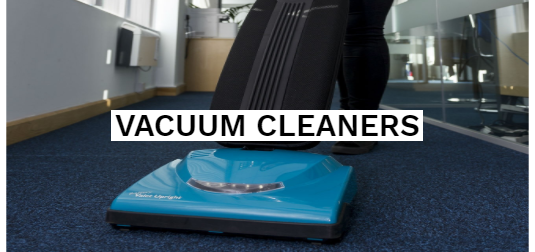 Up right vacuum cleaners